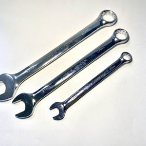 Ключ рожково-накидной